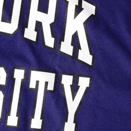 Champion NYU Logo T-Shirt【2色展開】