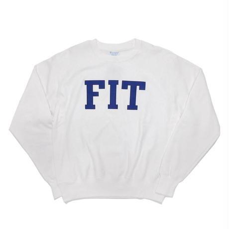 Champion Reverse Weave F.I.T. White