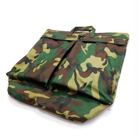 NOS Civilian Military Helmet Bag Camo