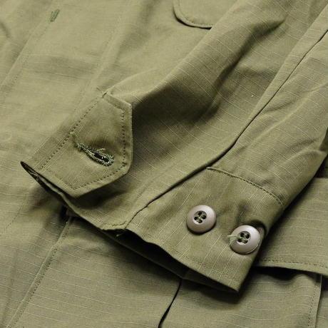 1970s Deadstock Jungle Fatigue Jacket 4th  S-S