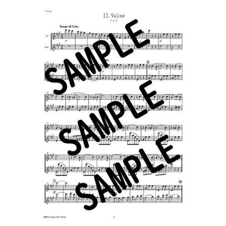 【Flute Duo】組曲「白鳥の湖」