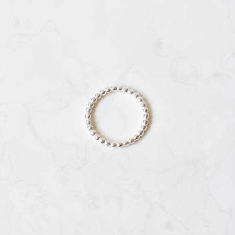 sv007 silver925 ball ring