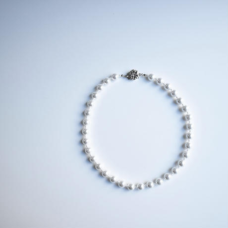 mix pearl necklace