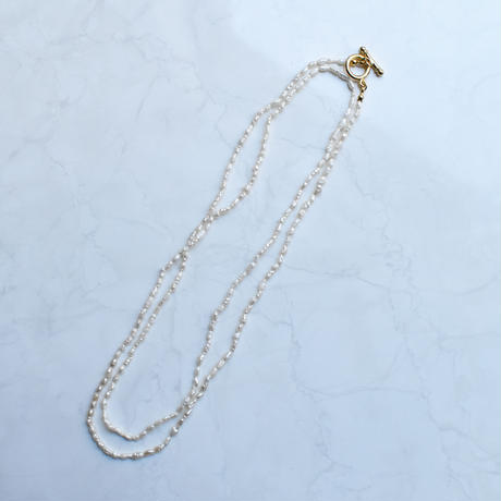 tansui pearl long necklace