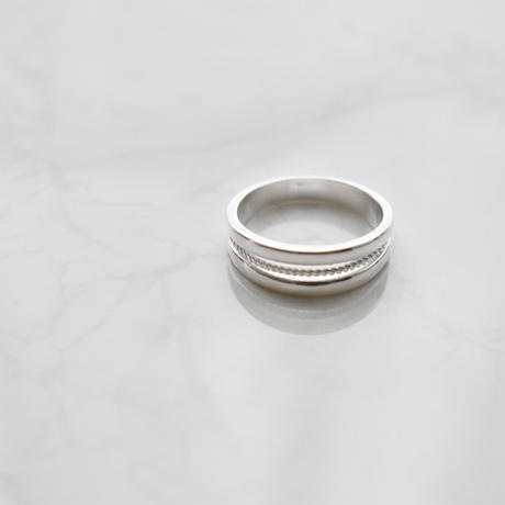 【limited】silver925 combination ring