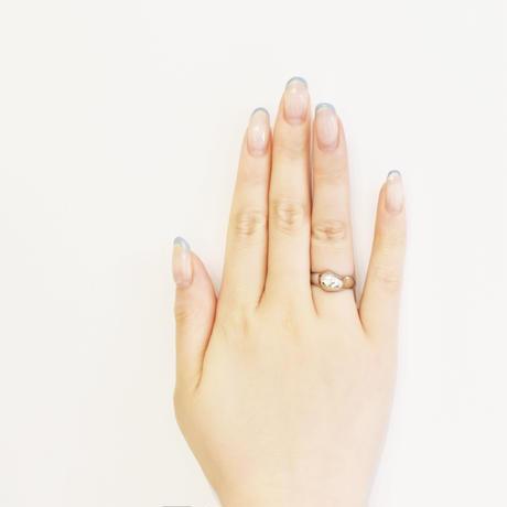 r076 metal plump ring