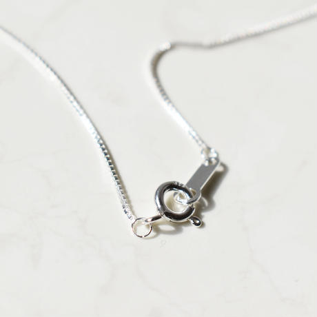 【limited】silver925 venetian chain necklace