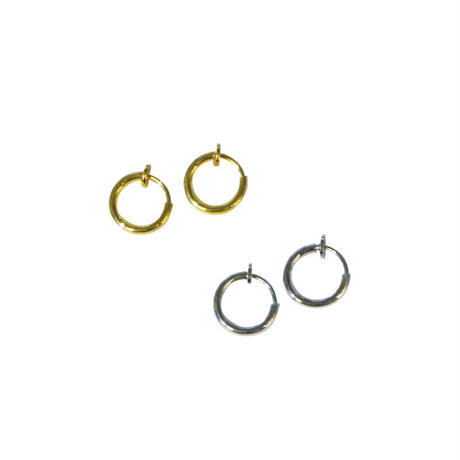 e105 tiny hoop earring