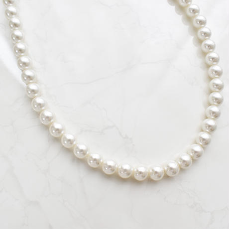 pearl necklace M