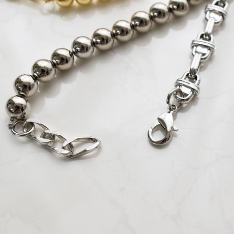b022 metal ball chain bracelet
