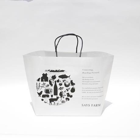 オリジナル手提げ袋(L)