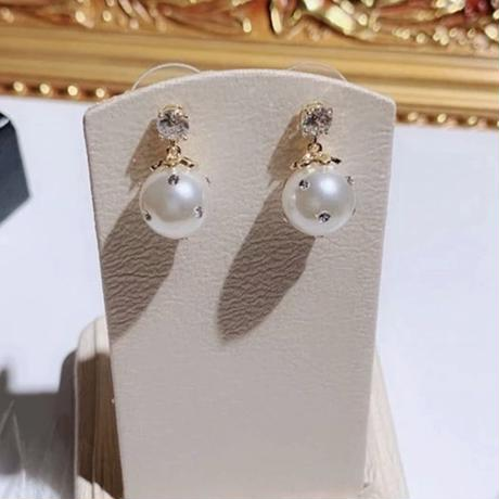 pearl stone pierce