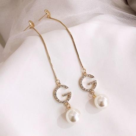 G long pearl pierce