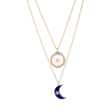 moon  2tribe necklace