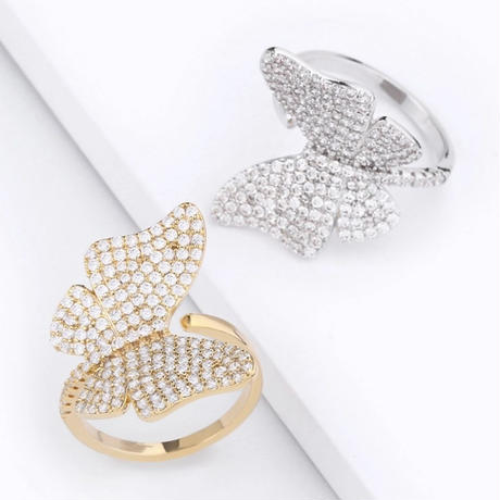 big butterfly  ring
