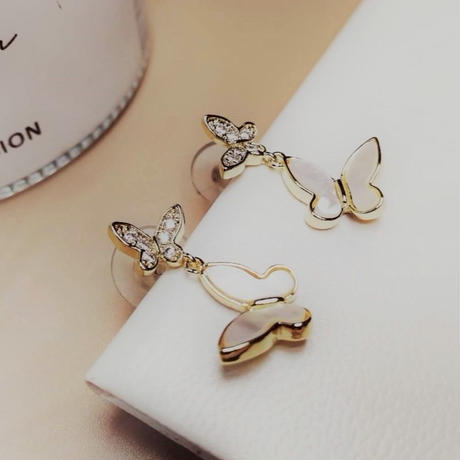 butterfly shell  pierce