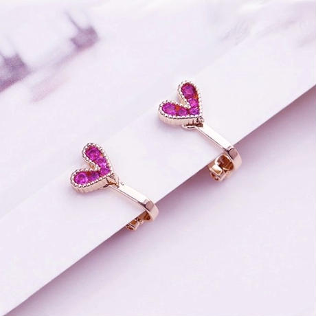 ruby heart  pierce