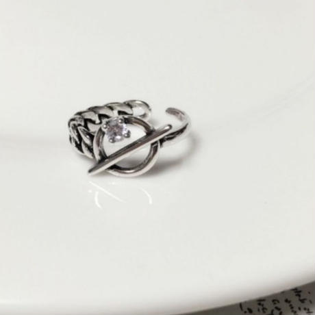 silver925  stone  ring