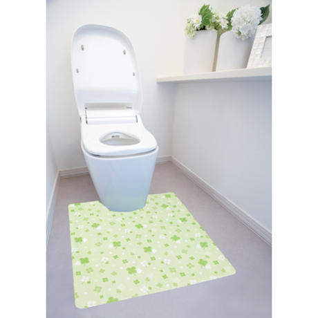 業務用トイレ消臭シートグリーン20枚[TSF_633058_00]