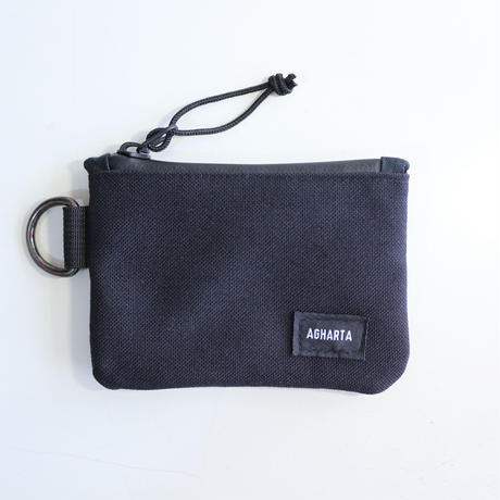 Mini Wallet Cordura Black