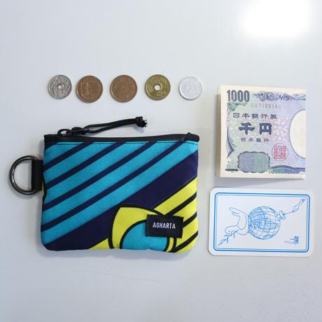 Mini Wallet African Batik