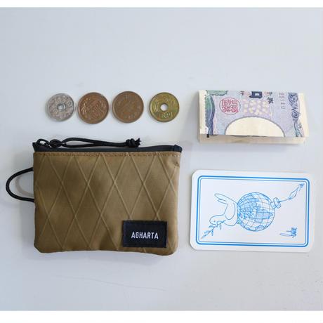 Minimal Wallet X-PAC VX21 Coyote
