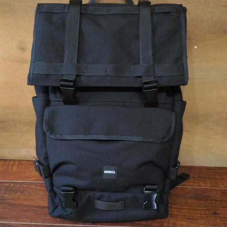 AGHARTA Backpack  Black