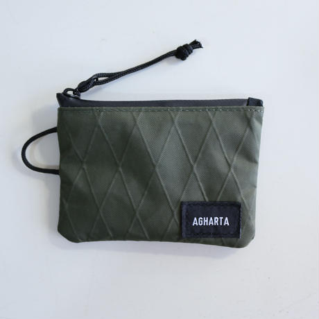 Minimal Wallet X-PAC VX21 Dark Green