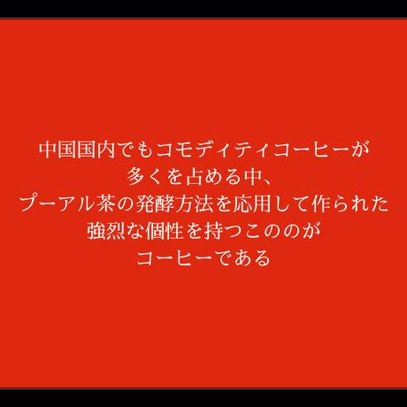 雲南桃源郷珈琲 / 100g (約5杯分)