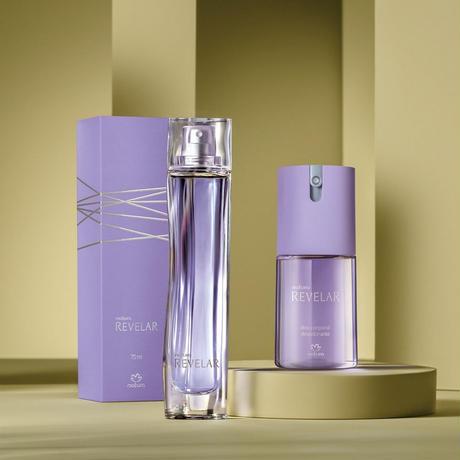 Natura:Revelar:Desodorante Corporal+Perfumeの2点セット
