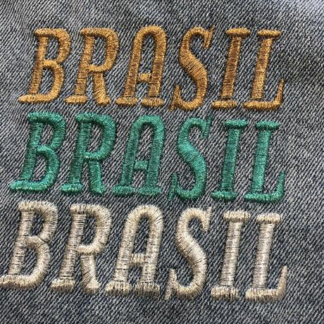 060b:BRASIL レディースデニムスカート・サイズ  38