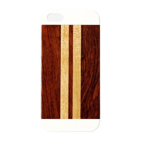 【SALE】木のぬくもりが伝わる iPhone5/5s ウッドシリーズ タイプ-5