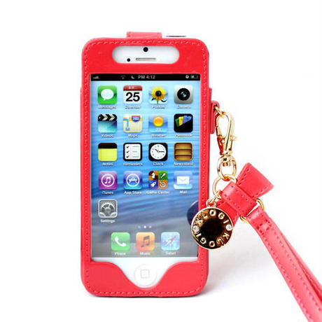【SALE】iPhone4/4s・iPhone5/5s レザーケース KLOGI for iPhone