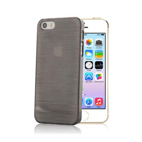 【SALE】iPhone5/5s スケルトンケース ブラック