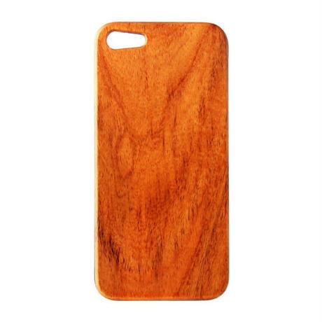 木のぬくもりが伝わる iPhone5 ウッドシリーズ タイプ-2