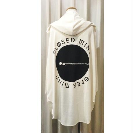 【HELLCATPUNKS】羽織りパーカー