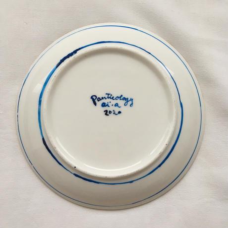 パンティオロジー  小皿 D