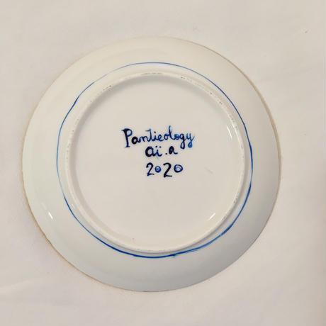 パンティオロジー  小皿 D2