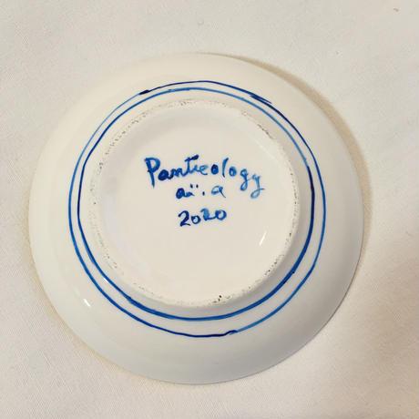 パンティオロジー まめ皿  H