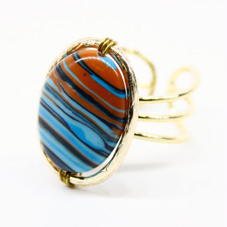 Mable Stone Ring 2