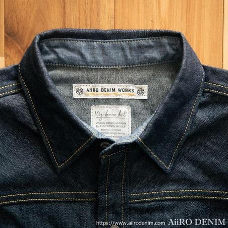 10oz denim shirt (10オンス・デニムシャツ)[10DS]