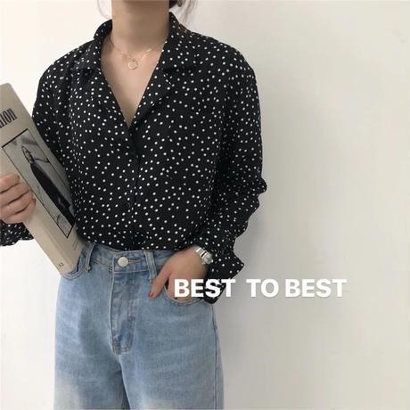 ドットシャツ