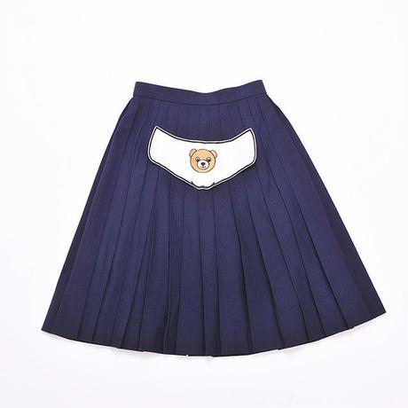 スカート/くまパン