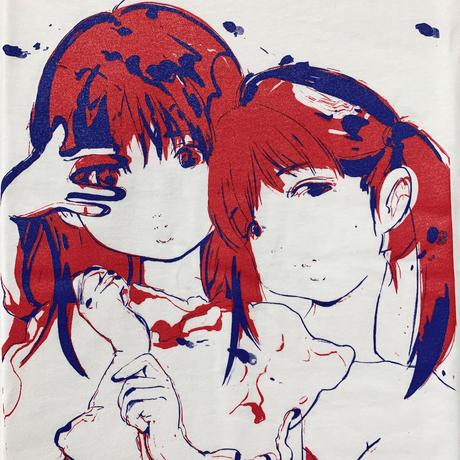 アニメティック・レイヤードT(White)