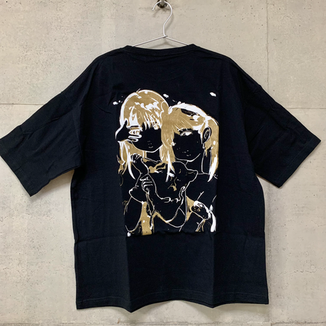 アニメティック・レイヤードT(Black)