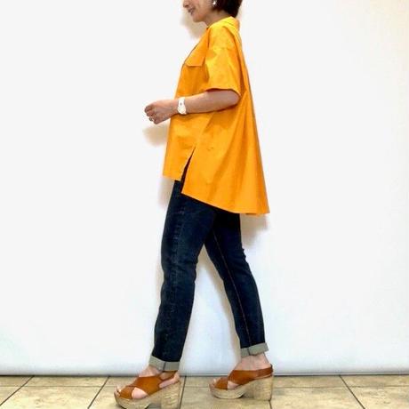 【Mylanka/ミランカ】サファリシャツ