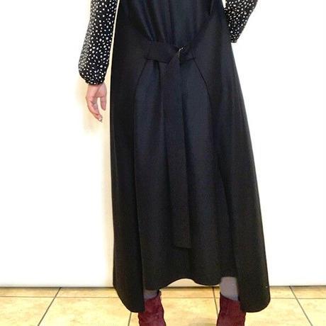 【PASSIONE/パシオーネ】ウールジャンパースカート