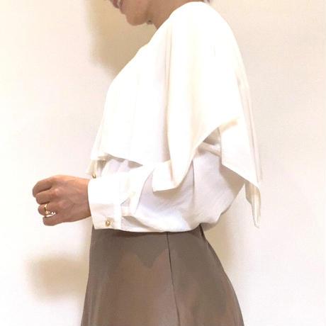 【BEATRICE/ベアトリス】ビッグカラーブラウス