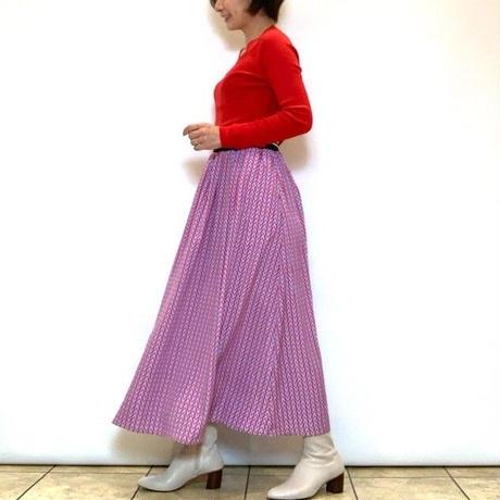 【Mylanka/ミランカ】カラフル柄スカート