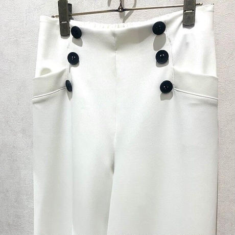 【Coomb/クーム】マリンワイドパンツ